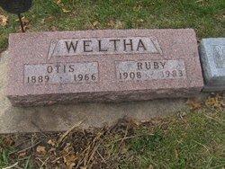 Ruby <I>Wike</I> Weltha
