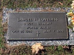 """Samuel Harold """"Shorty"""" Loveless"""