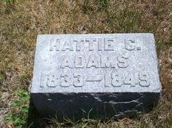 Hattie C. Adams