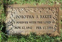 Dorotha Jean Baker