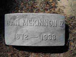 Daniel McKinnon, IV