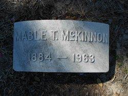Mabel Tilden McKinnon