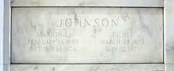 Marion Katherine <I>Loop</I> Johnson