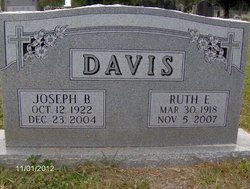 Joseph B Davis