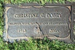 Christine Georgiana Dobry