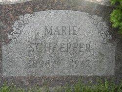 Marie Schrepfer