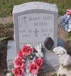 Mary Lupe Ochoa