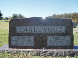 Vida M. <I>Jones</I> Smallwood
