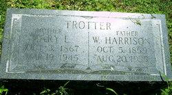Mary Elizabeth <I>Rich</I> Trotter