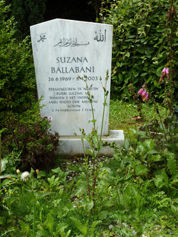 Mrs Suzana Ballabani