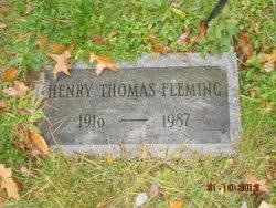 Henry Thomas Fleming, Sr
