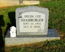Hilda Lee Shamburger