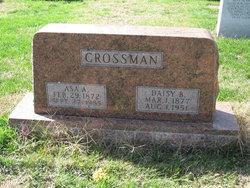 Daisy B. <I>Hanley</I> Crossman
