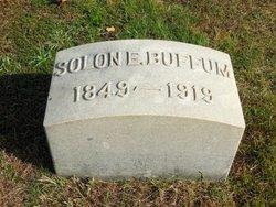 Solon E Buffum