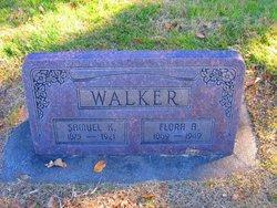 Flora A. Walker