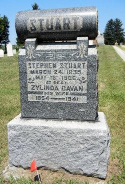 Zylinda <I>Gavan</I> Stuart