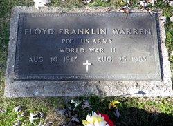 Floyd Franklin Warren
