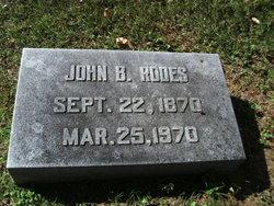 John Barret Rodes