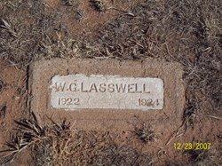 W. G. Lasswell