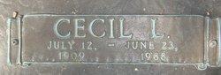 Cecil L Rutan