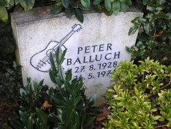 Peter Balluch