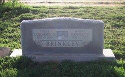 Columbus G Brinkley