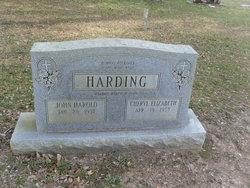 John Harold Harding
