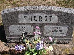 Agnes <I>Tetrev</I> Fuerst