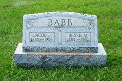 Bessie M. <I>Strause</I> Babb