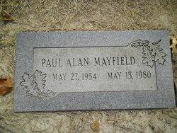 Paul Alan Mayfield
