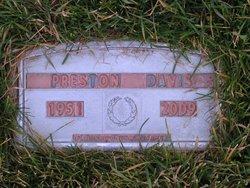 Preston Lee Davis