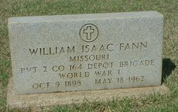William Isaac Fann