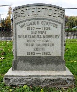 Wilhelmina <I>Mousley</I> Steptoe