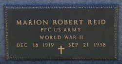 Marion Robert Reid