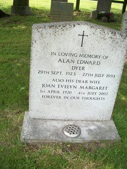 Alan Edward Dyer