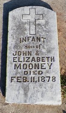 Infant Son Mooney