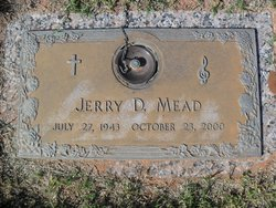Jerry D Mead