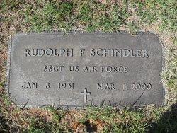 Rudolph Fred Schindler, Jr