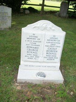 Edward George Boxall