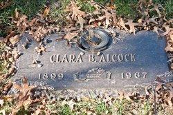 Clara B <I>Fullerton</I> Alcock