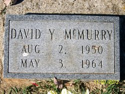 David Yancey McMurry