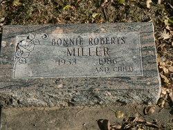 Bonnie <I>Roberts</I> Miller