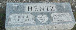John J Hentz