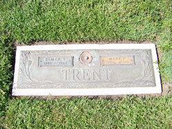 Mary <I>Parard</I> Trent