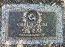 Christine Salinas Rodriguez