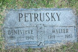 Walter J Petruski