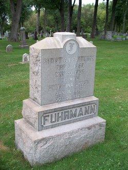 Christian Fuhrman