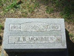 J. B. McKibben