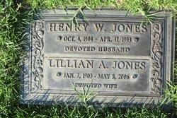 Lillian Audrey Jones