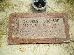 Delores Maxine <I>Frost</I> Jackson